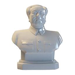 毛泽东雕像模型