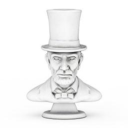 亚伯拉罕林肯雕塑模型