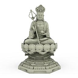 菩萨佛像模型