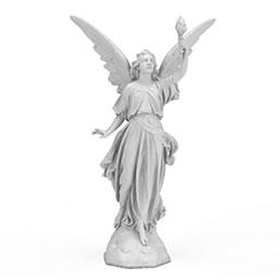 女神雕塑模型