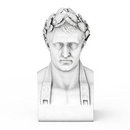 拿破仑石膏像模型