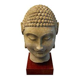 佛像雕塑模型