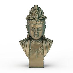 文物雕塑模型