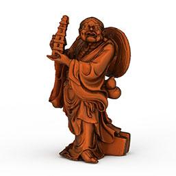 铜像雕塑模型