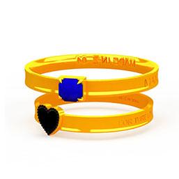 黄金戒指模型