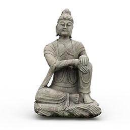 佛教艺术品模型