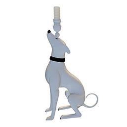 狗狗蜡烛台模型