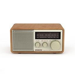 老式收音机模型
