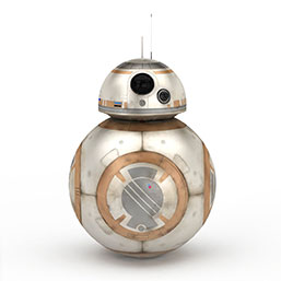 星球大战BB8机器人模型