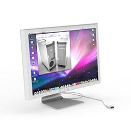 电脑显示器模型
