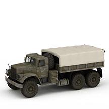军用卡车模型