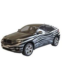 宝马X6模型