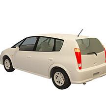 商务车模型