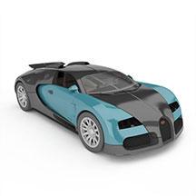 布加迪·威龙汽车模型