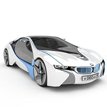 BMWVisionEfficientDynamic模型