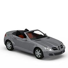 奔驰汽车模型