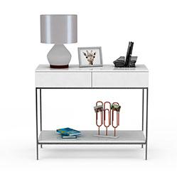 现代家居装饰桌3d模型