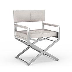 现代休闲折叠椅3d模型