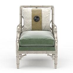 欧式休闲沙发椅3d模型