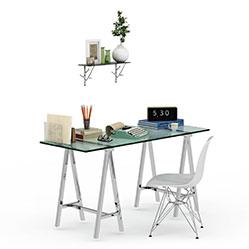 室内家具办公桌椅模型
