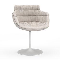可升降旋转沙发椅模型