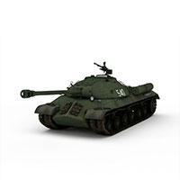 德国豹式坦克模型