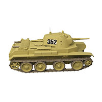 MA51中国轻型坦克模型