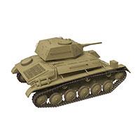 美式M7中型坦克模型