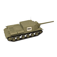 苏联ISU-130反坦克模型