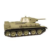 中式T-34-76中型坦克模型