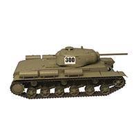 苏联A-43中型坦克模型