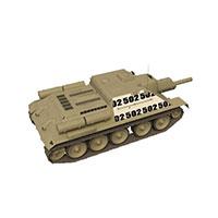 苏联SU-76I反坦克模型