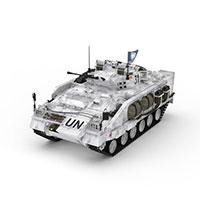 防爆坦克模型