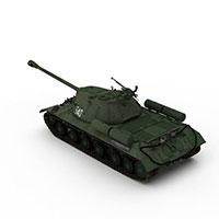 540重型坦克模型