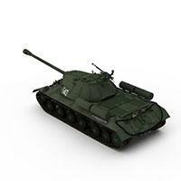 中国62式轻型坦克模型