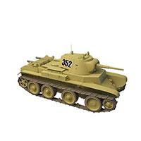 352坦克模型