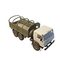 军队运兵车模型
