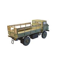 军队运输车模型