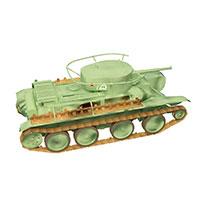 苏联T-26轻型坦克模型