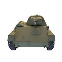 97式中型坦克模型
