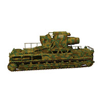 德国自行火炮模型