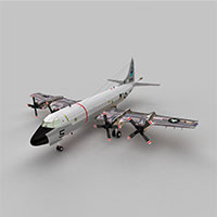 Orion运输机模型