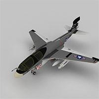 美国隐形战斗机模型