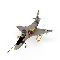 """美国""""天鹰""""攻击机模型"""