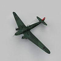 二战轰炸机模型