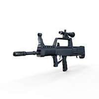 95式自动步枪模型