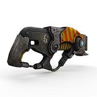 克拉斯特枪模型