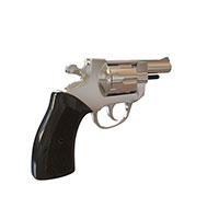 警用左轮手枪模型