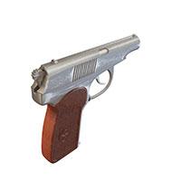 五四手枪模型