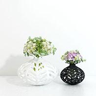室内仿真花卉3D模型
